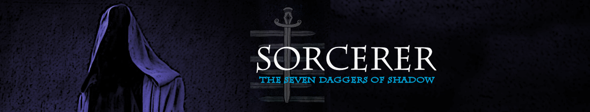 Sorcerer: The Seven Daggers of Shadow