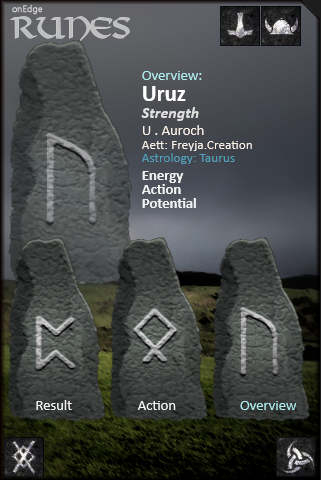 on Edge Runes