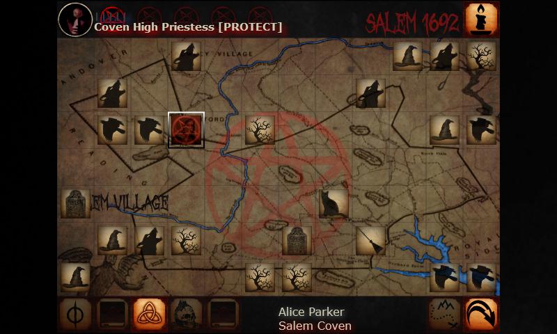 Salem 1692 Screenshot