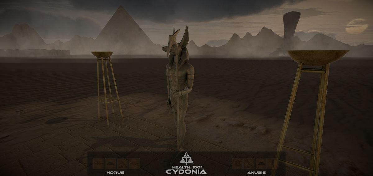 Cydonia Anubis